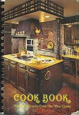 CENTERVILLE OH 1977 OES ORDER OF THE EASTERN STAR COOK BOOK *FAVORITE RECIPES