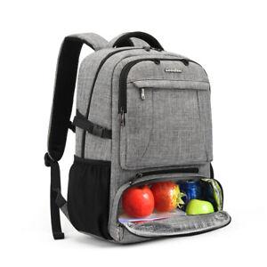 Lunch Backpack Laptop Backpack Basketball Backpack Insulated Cooler Bag for Men
