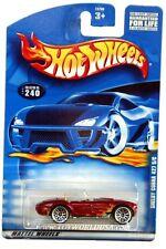 2001 Hot Wheels #240 Shelby Cobra 427 S/C