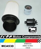 FILTER SERVICE KIT for Honda INTEGRA DC4 B18B1/2 1.8L Petrol 07/93>01