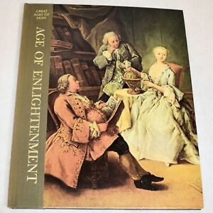 Age of Enlightenment Time Life Great Ages of Man Hardcover Illustrated 1976