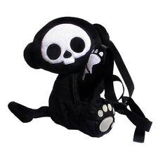 Skelanimals Marcy Monkey Deluxe Plush Backpack - Toynami - Brand New - UK Seller