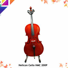 Helicon HMC 200P 4/4 Cello (with Roller Hard Case)