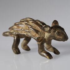 11267 Akan Weight of Gold Bronze Ghana Porcupine