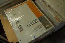 CASE cx130 Hydraulic Crawler Excavator Trackhoe Parts Manual Book catalog new