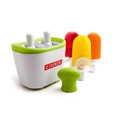 Zoku Duo Quick Pop Maker Freeze Pops In Minutes Upto 6 Pops At A Time