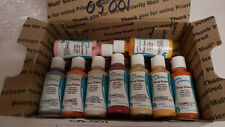Ceramic Acrylic Paint Duncan OS 9, 2oz Bottles, Bisque Stain (os001)