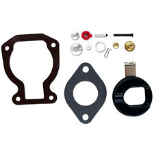 Carburetor Carb Kit w/ Float For Johnson Evinrude 9.9 HP 15 HP 1974-1988 398453