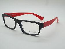 NEW Authentic ALAIN MIKLI AO 1151 AO1L Black/Red 52mm Eyeglasses
