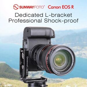 SUNWAYFOTO PCL-R Quick Release Dedicated L-Plate Bracket For Canon EOS R Camera