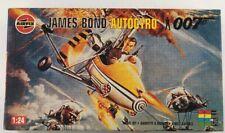 James Bond 007 Autogyro Aircraft Model Kit Airfix 1:24 Scale Sean Connery #04401