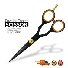 "Sharp Scissors For Barber Salon - Hair Cutting Tools Hairdressing Shears 5.5"""