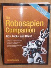 NEW The Robosapien Companion Tips, Tricks, & Hacks Hand Book Jamie Samans