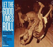 LET THE GOOD TIMES ROLL -40 JUMPING R&B CLASSICS -VARIOUS ARTISTS-NEW SEALED 2CD