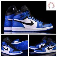 """Size 18 Nike Air Jordan Retro 1 OG High """"Rare Air"""" Soar Royal Blue 332550 400"""