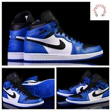 "Size 16 Nike Air Jordan Retro 1 OG High ""Rare Air"" Soar Royal Blue 332550 400"