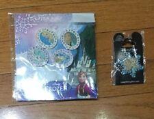 ~~ NEW!!! Set Of Frozen 5 Pins Disneyland Disney World Anna Elsa Olaf
