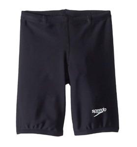 Speedo Kids Jammer Pro LT Swim Shorts Black Size 22 B9034