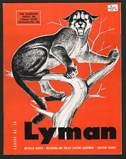 Lyman Catalog No.50 - 1969