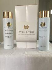 KEDMA Wash @ Tone Milk Cleanser @ Skin Toner 180ml NEW RRP $149.99