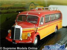 MERCEDES O 3500 MODEL COACH BUS 1:76 SCALE ATLAS IXO 7163136 CLASSIC 1949 T4