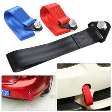 Hotsale  Racing Tow Towing Strap Hook Bumper Trailer Universal Fit for Most Car