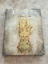 Prince of Persia:Collector Edition(PS3,Xbox 360,PC) Strategy Guide Free Shipping