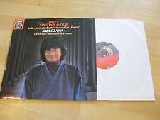 LP Seiji Ozawa Bizet Sinfonie C-Dur Orchester France Vinyl EMI 1C 067-43 339 T