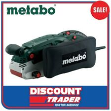 Metabo 1010 Watt Electronic Belt Sander with Machine Stand BAE 75 - 600375000