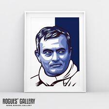 Jose Mourinho - Spurs Manager - A3 Art Print