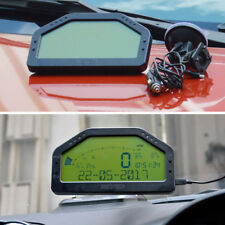 Car Dash Race Display OBD2 Bluetooth Dashboard LCD Screen Digital Gauge Stylish