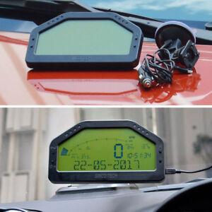 Car Race Dash Display OBD2 Bluetooth LCD Screen Digital Dashboard Gauge Stylish