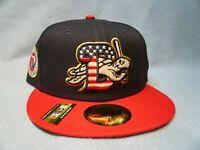 New Era 59fifty Daytona Tortugas July 4th Stars & Stripes NEW Fitted cap hat