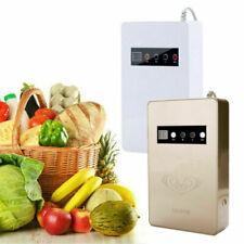 Multifuncti Fruit Vegetable Washer and Ozone Generator 110/220V 600mg/h Ozonator