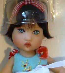 "Chrysalis by Helen Kish Poppy Doll 8"" 2008 MIB NRFB Kish & Co. P498"
