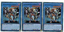 3 X Revenschrecken Schlächter COTD-DE082, Rare, Mint, Playset, 1. Auflage