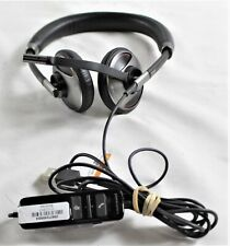 Plantronics Black Wire C725 USB Wired Noise Canceling Stereo Headset