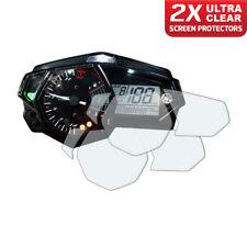 2 x panel de Yamaha R3/MT-03 2015+ protector de pantalla: Ultra Claro