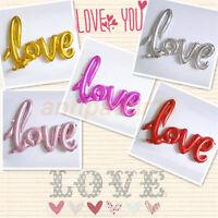 108*65cm Love Letter Wedding Decor Random Delivery Foil Balloons Valentine's Day