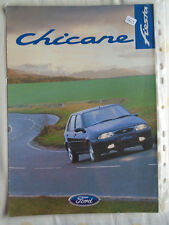 Ford Fiesta Chicane brochure Apr 1997