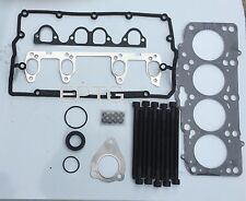 AUDI FORD VW 1.9 TDI PD HEAD GASKET SET WITH HEAD BOLT SET