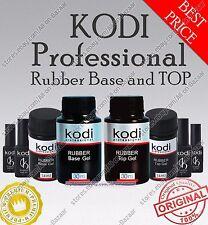 Kodi - Gel LED/UV  Rubber Base and TOP