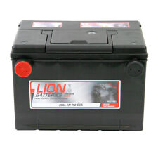 602 Car Battery 3 Years Warranty 78ah 650cca 12v Electrical Lion Mf78 750 Fits Chrysler Pt Cruiser 2002