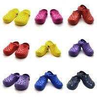 Kids Girls Boys Summer Clogs Sandals Toddler Beach Garden Holiday Slippers Shoes