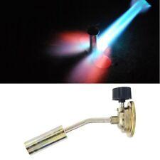 Portable Ignition Butane Gas Torch Welding Flame Gun Outdoor Lighter Burner Tool