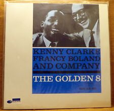 SEALED 180 g JAZZ LTD ED LP KENNY CLARKE FRANCY BOLAND & CO GOLDEN 8 MMBST-84092