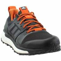 adidas Supernova Trail  Casual Running Trail Shoes - Black - Mens