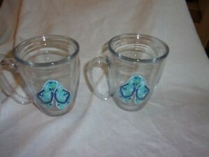 Emblem Tervis 1052487NBA Dallas Mavericks Mug Clear 16 oz