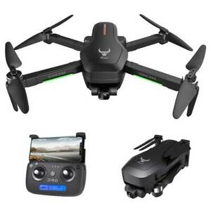 2021 SG906 PRO GPS RC Drone 4K 5G Wifi a 2 assi Gimbal con valigia T7F1