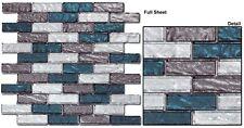Rushing River Imp08 Impression Series Mosaic Set Of 5 Pcs